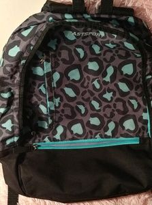 PreOwned EASTSPORT animal print Spacious Backpack